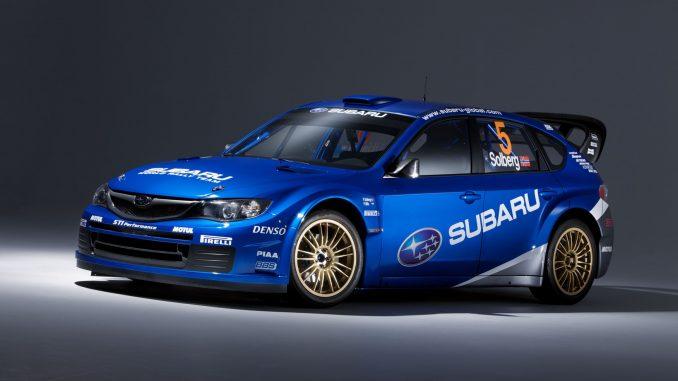 субару се завръща във WRC