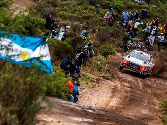 rally argentina - рали аржентина