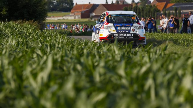 AUTO - ERC YPRES RALLY 2015