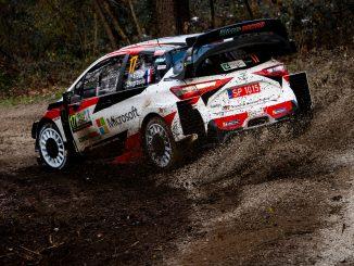 Sebastien Ogier rally Monza