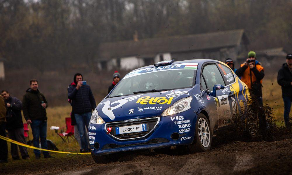 Снимка: FIA ERC